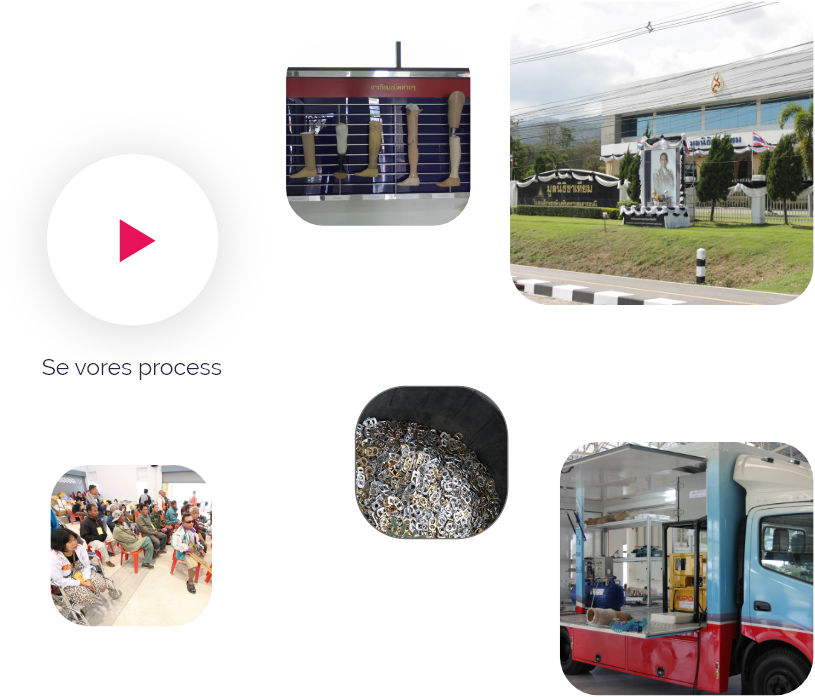 Se hvordan vi arbejder i Projekt Dåseringe